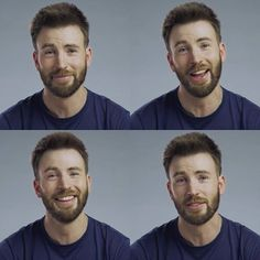 Chris Evans   Practically perfect in every way <3<3<3 -B.R.