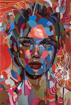 "Saatchi Art Artist Noemi Safir; Painting, ""It is time"" #art"