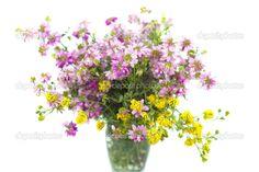 букет из полевых цветов - Поиск в Google