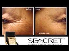 Recover mask ---no botox needed!!! www.seacretdirect.com/suemarie