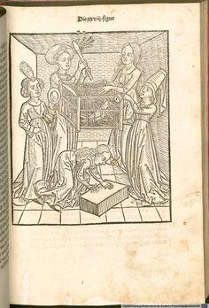 Johannes : Das buch der weißhait oder der alten weisen Ulm 1484, Pg 133