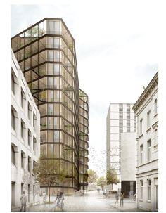 portussite : COUSSÉE & GORIS architecten