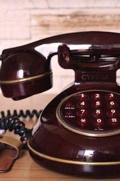 vintage, communication, dialer