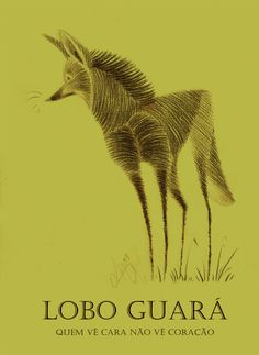Lobo Guara by ~KleXchen on deviantART