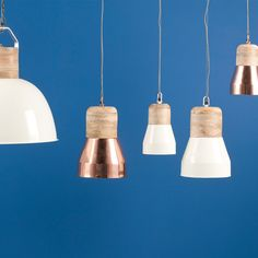 Ambient Off White Pendant Light by Citta Design | Citta Design