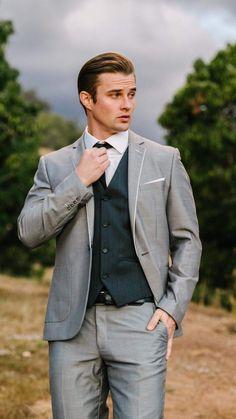 Suit Jacket, Bright, Suits, Grey, Jackets, Fashion, Gray, Down Jackets, Moda