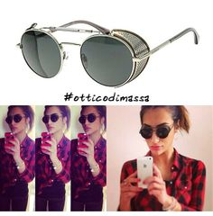 #otticodimassa #eyewear #sunglasses #edizionespeciale #vintage #vintagesunglasses #tendencias #tendenze #moda #round