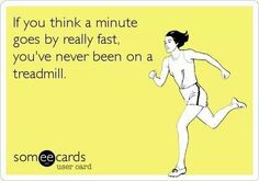 On having my running analyzed at physical therapy