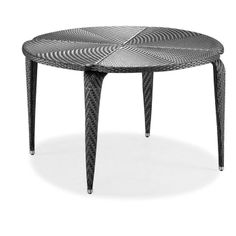 Clover Round Drink Table