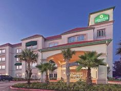Houston (TX) La Quinta Inn & Suites Houston Katy East United States, North America Set in a prime location of Houston (TX), La Quinta Inn & Suites Houston Katy East puts everything the city has to offer just outside your doorstep. The hotel offers a high standard of service and amenities to suit the individual needs of all travelers. Take advantage of the hotel's free Wi-Fi in all rooms, 24-hour front desk, family room, laundry service, elevator. Some of the well-appointed gue...