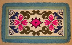 Gutierrez Artes Diversas: Arraiolo-Tapetes-De Rosely Chocolate Roll Cake, Needlepoint, Cross Stitch, Diy, Crafts, Home Decor, Farmhouse Rugs, Cardboard Furniture, Weaving