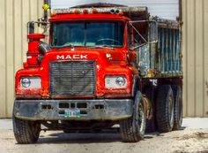 Had a Mack Attack Mack Attack, Mack Trucks, Muscle Cars, Outdoors, Exterior, Off Grid, Outdoor
