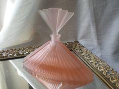 #Art #Deco  #vintage #Perfume #Bottle