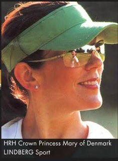 5cff1b397fb Jenny Hoy · Crown Princess Mary of Denmark · Lindberg 2091 601 c.EA10 10  Eyeglasses glasses ...
