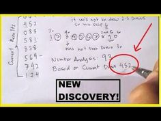 Powerful Lottery New Formula Discovered to win Consistently