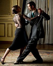 Learn how to ballroom dance.