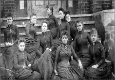 women of Mississippi Industrial Institute and College Leadership Lessons, University Of Mississippi, State College, Alma Mater, U.s. States, Old Things, Poses, Teaching, History
