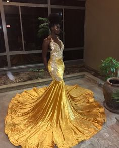 Prom Dress For Teens, Trumpet/Mermaid Sleeveless V-neck Court Train Lace Velvet Dresses cheap prom dresses, beautiful dresses for prom. Best prom gowns online to make you the spotlight for special occasions. Prom Girl Dresses, Prom Outfits, Black Prom Dresses, Mermaid Prom Dresses, Cheap Prom Dresses, Formal Dresses, Court Dresses, Elegant Dresses, Bridesmaid Dresses