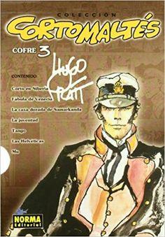 COFRE CORTO MALTÉS 3 (HUGO PRATT): Amazon.es: Hugo Pratt: Libros