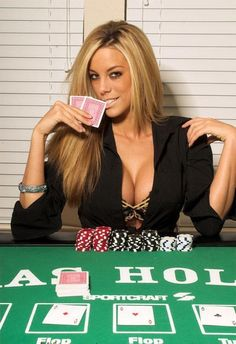 Gisele - Poker girl