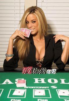 Gisele - Poker girl