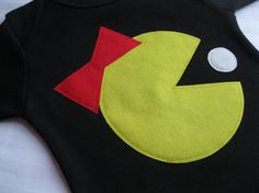 Ms. Pac Man T Shirt by ShopMelissa on Etsy, $16.50
