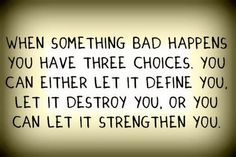 Being defined...