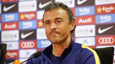 LIVE - Luis Enrique press conference ahead of Rayo Vallecano v FC Barcelona
