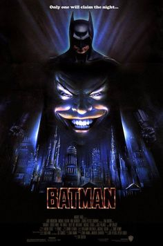 'Batman' Only One Will Claim the Night Poster