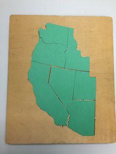USA puzzle part 1