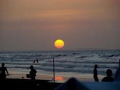 Olho D´Água beach, São Luiz, Maranhão, Brazil
