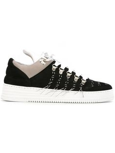 FILLING PIECES stitching detail sneakers. #fillingpieces #shoes #sneakers