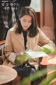 Pretty Sister Who Buys Me Food (밥 잘 사주는 예쁜 누나) - Drama - Picture Gallery Moonlight Drawn By Clouds, Weightlifting Fairy Kim Bok Joo, Japanese Drama, Pretty Images, Lisa, Korean Celebrities, Her Smile, Korean Actresses, Korean Drama