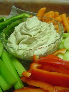 Raw veggie dip...sweetly raw......more raw recipes on this site too...
