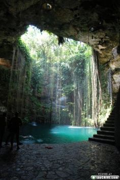 Stunning natural well - anyone know where this is?!