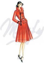 Резултат с изображение за coat drawing