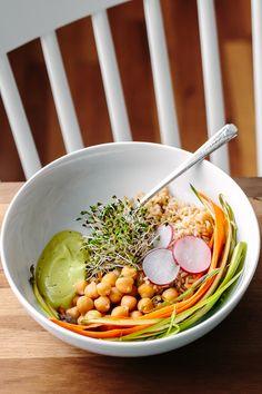 Everyday Avocado Dressing for Food52 | Faring Well | #vegan #glutenfree #recipe