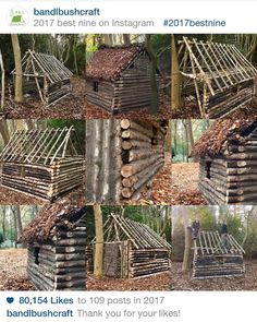 A huge, huge thank you to every one of you for your support through 2017! During the year we saw the log cabin build make real progress and we can't wait to see what 2018 has in store for us! Best wishes for the new year!! B and L Bushcraft #hiking #walking #camping #hammockcamping #hammock #hammocking #shelter #woodland #woods #Bushcraft #nature #knife #knives #axe #survival #outdoors #den #camp #fireden #denbuilding #campfire #bandlbushcraft #fire #survival #survivalshelter #forest…