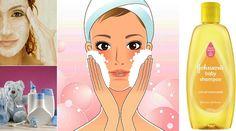 Shampoo Johnson's para lavar o rosto funciona? Pode usar? - Bolsa de Mulher