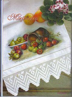 pinturas tecido bia moreira - Pesquisa Google