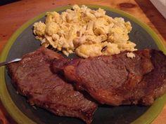 Steak and Eggs Diet Challenge — Intro