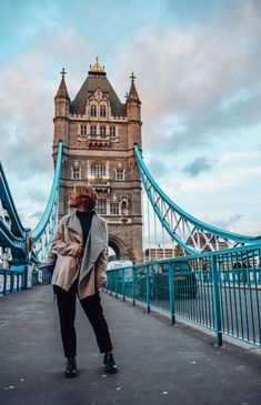 A moment without the crowds shooting on Tower Bridge, London
