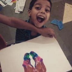 DHARAVI ART ROOM a space  for the community to explore issues through the artistic medium.