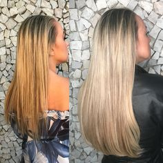 Mega Hair Torriton #megahair #cabeloslongos #cabelosvolumosos #cabelodossonhos #cabelossaudaveis #curitiba #torriton Hair Beauty, Long Hair Styles, Hair Poof, Long Hair Updos, Dream Hair, Beauty Bar, Hair And Beauty, Long Hairstyle, Long Haircuts