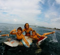 The Local Gang... #pawalifestyle #surfing #surf #groms #fun #pawasurf