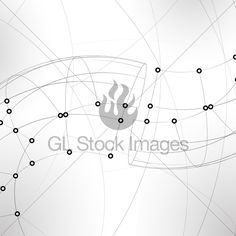 Abstract Vector Background, Technology Illustra...