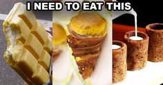 Crazy Foods that Will Change Everything Forever. FOREVER!