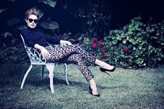 Amber Heard by Francesco Carrozzini for Net-A-Porter's The Edit magazine August 2013