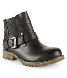 dirty laundry® rerun ankle boot    available at aeropostale