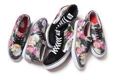 Image of Supreme x Vans 2013 Spring/Summer Collection